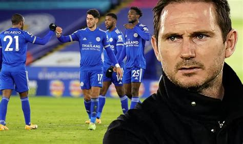 Frank Lampard slams Chelsea players after disappointing ...