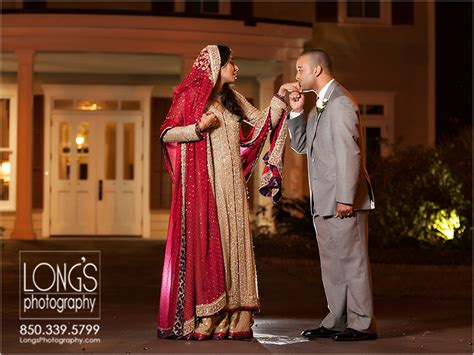 Aaliya And Dameion {tallahassee Muslim-american Wedding