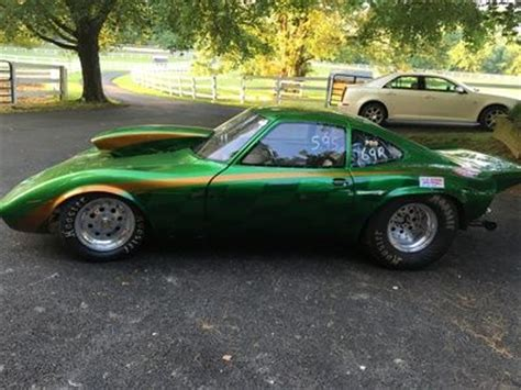 Opel Gt Drag Car by 17 Best Images About Opel Gt Usa On Cars