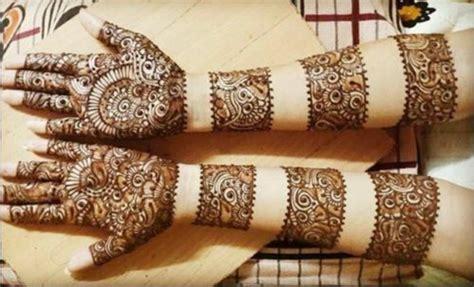 beautiful mehendi full hand design