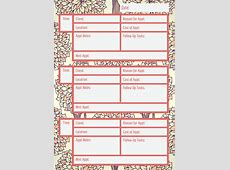 Massage Therapists Appointment Book Template to Manage