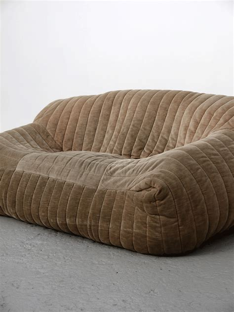 ligne roset two seat togo sofa by cinna two columbia