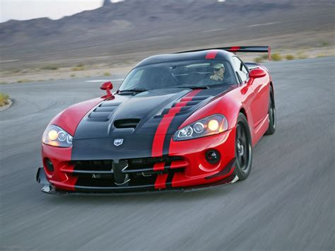 Dodge Viper Srt10 Acr 2008 Exotic Car Pictures 18 Of 39