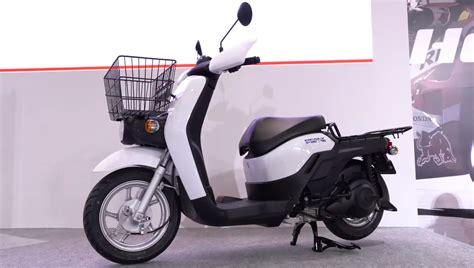 honda benly electric scooter prototype motorcyclecom
