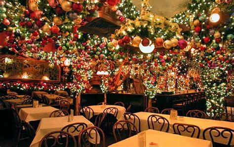 unikalnykh novogodnikh dekorov barov  restoranov