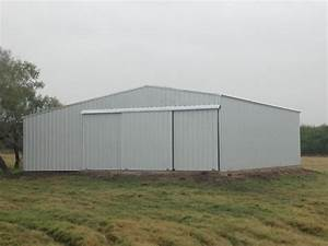 agricultural steel metal building erector contractor With agricultural sliding doors