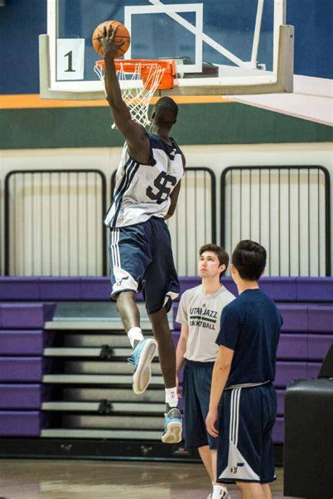 utah jazz  basketball campus aims   nbas