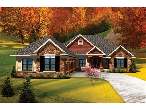 eplans ranch house plan  square feet   bedrooms  eplans house plan code