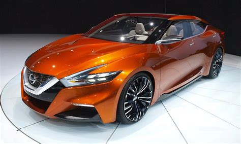 nissan sports car 2014 updated 2014 nissan sports sedan concept brings 3 5 in