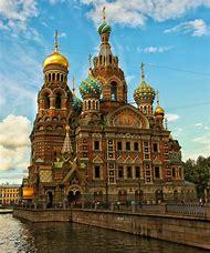 Saint-Petersburg Europe