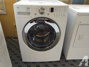 LG Tromm Front Load Washer / Washing Machine - USED for ...