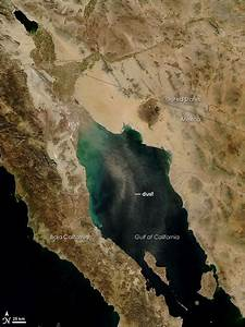 How Did The Gulf Of California Form So Quickly