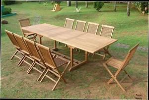 Table De Jardin Ikea : table de jardin en teck ikea ~ Teatrodelosmanantiales.com Idées de Décoration