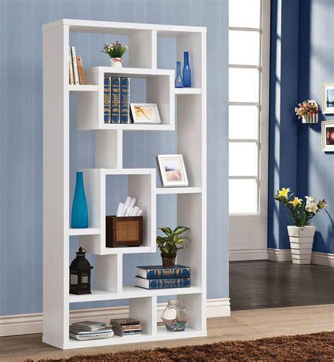 Decorative Storage Shelves - free standing wooden display decorative shelves wd 3000