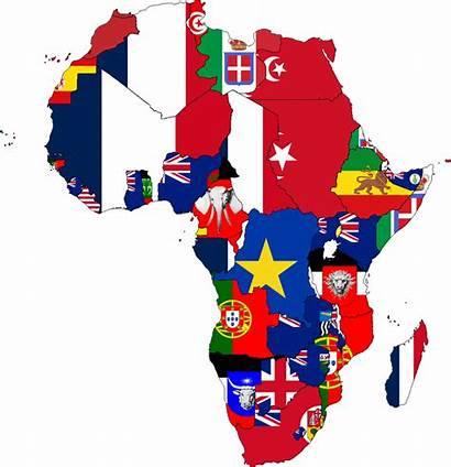 1914 Africa Flagmap Pre Favourites