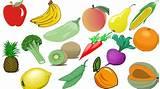 Овощи и фрукты для потенций