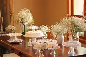christening table decoration baptism ideas pinterest
