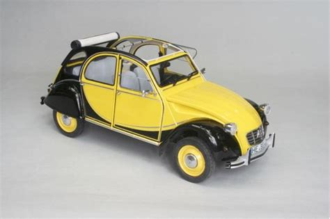 Maquette Cv by Maquette Voiture Citro 235 N 2cv Charleston Revell 7095