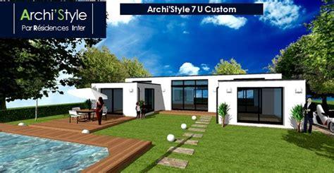 modeles cuisines contemporaines archi style 7 u tt 2 maison archistyle construction de