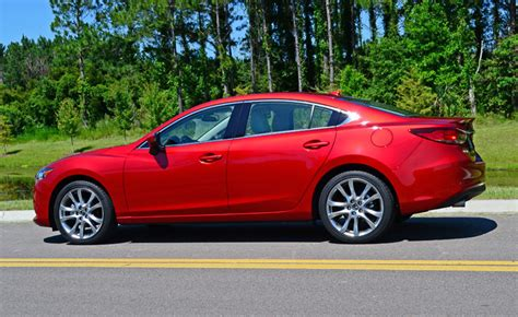 2015 Mazda6 I Touring by 2015 Mazda6 I Grand Touring Review Test Drive