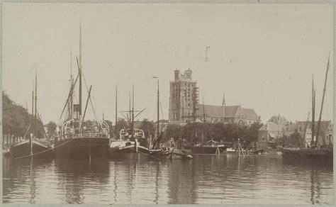 dordrecht dordrecht havenfoto   holland oude fotos en nederland