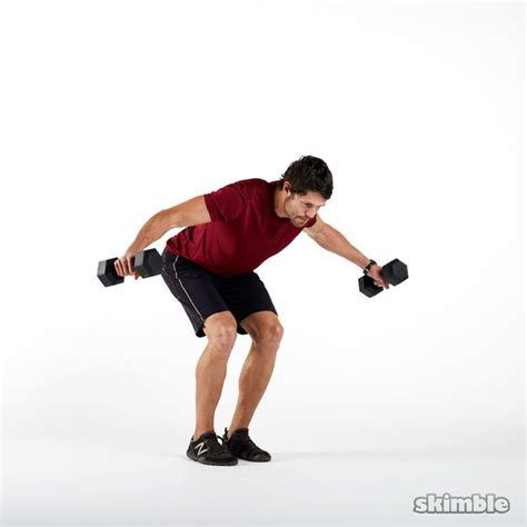 rear pec deckbent lateral raises dumbbell rear lateral raises exercise how to workout