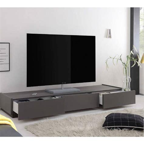 meuble tv gris anthracite conceptions de maison