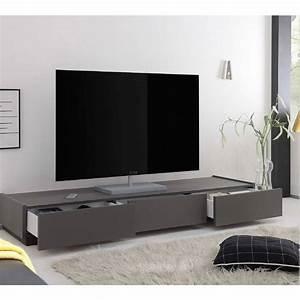 Tv Lowboard Grau : rex tv lowboard grau 184cm azura home design ~ Markanthonyermac.com Haus und Dekorationen