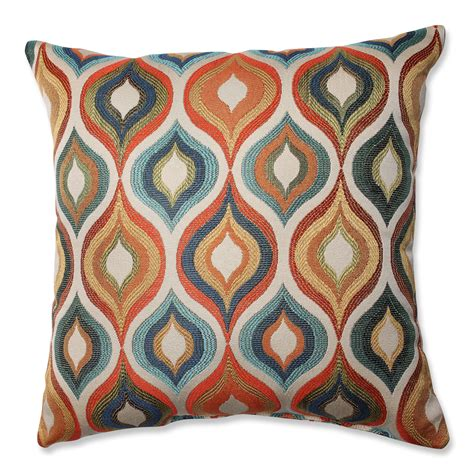 colored throw pillows flicker multi colored pillow pillow accent