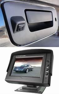 Gmc Sierra  Hd  Chevy Silverado Backup Camera   Monitor