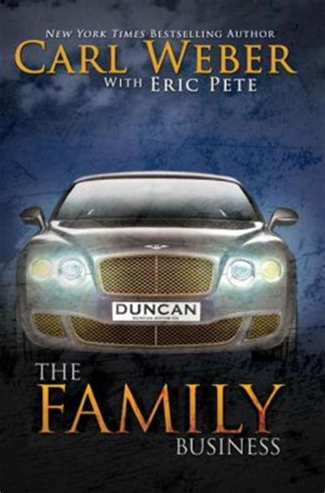 The Family Business By Carl Weber 9781601625359