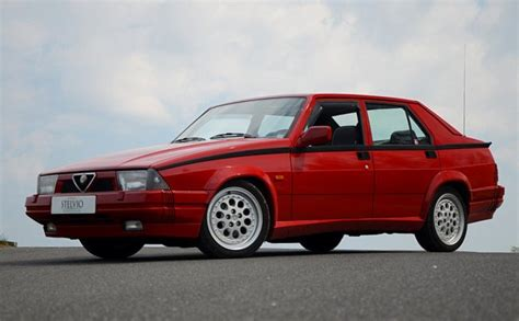 Consignatie Oldtimer Of Youngtimeralfa Romeo 75 30 V6 Qv