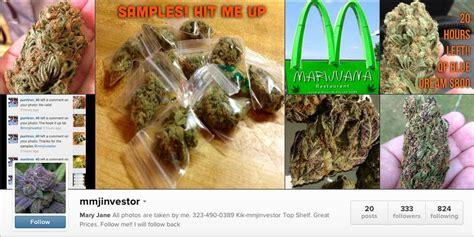 meet social medias drug dealers