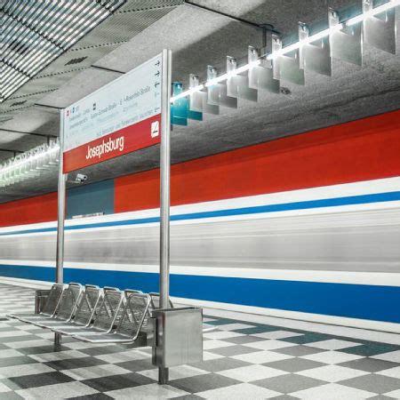 überseequartier U Bahn by U Bahn Munich Metro Map Germany