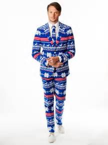 opposuit mens christmas party suit rudolph reindeer winter fancy dress outfit ebay