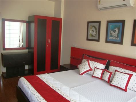 red black  white bedroom ideas  guest room