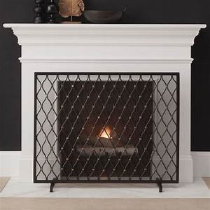 Corbett, Fireplace, Screen