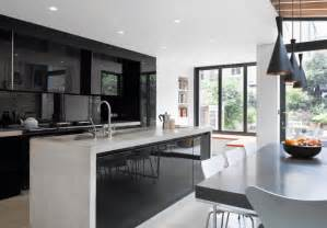 tiles for kitchen floor ideas 31 black kitchen ideas for the bold modern home
