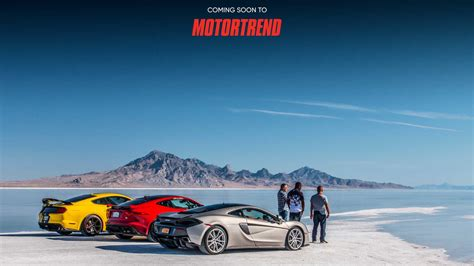 Top Gear Motors by Motortrend Strikes Deal To Produce New Top Gear America