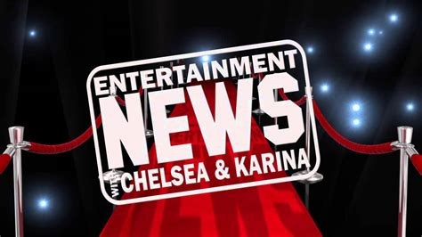 Entertainment News Intro YouTube