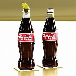Coke - Coca Cola Glass Bottle 3D Model .max .obj .3ds .fbx ...