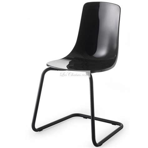 chaise de bureau transparente chaise transparente design pauline ii et chaises