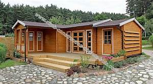 Chalet Bois Pas Cher : maison bois habitable ventana blog ~ Nature-et-papiers.com Idées de Décoration