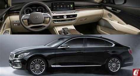 2019 Kia K900 (k9) Brochure Reveals Specs And Engine Range