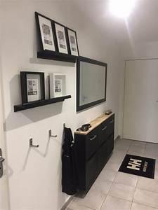 Meuble Couloir étroit : un buffet d 39 entr e pour un couloir troit ~ Teatrodelosmanantiales.com Idées de Décoration