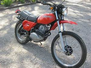 1980 Honda Xl250s Complete Engine Rebuild Nice     For