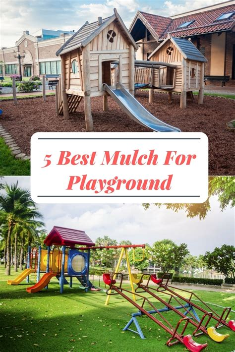 5 Best Mulch For Children's Playground  A Green Hand