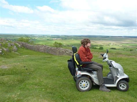rhiannon robinson 2013 walltown crags disabled ramblers