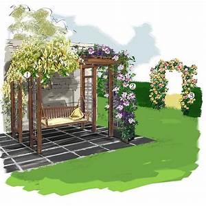 jardin prend de la hauteur jardin exterieur jardineries With decoration d un petit jardin 15 boule de neige plante en ligne