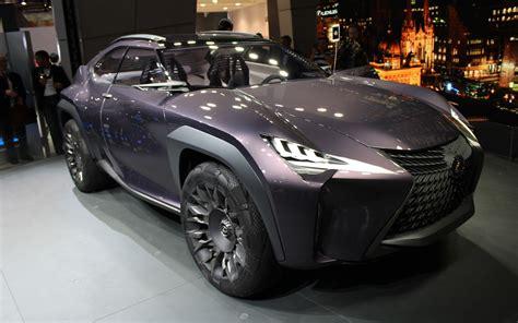Le Lexus Ux Concept Sera Dvoil Au Salon De Paris